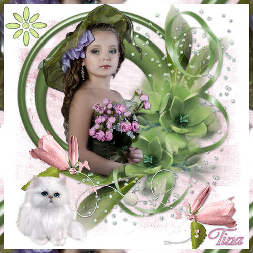 Enfant-roses
