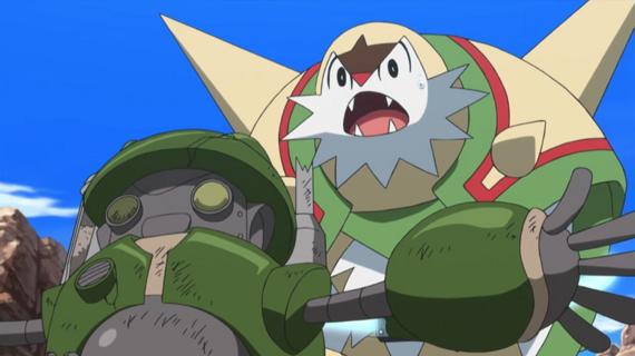 Pokémon XY&Z : Épisode 14 et 15 en VOSTFR