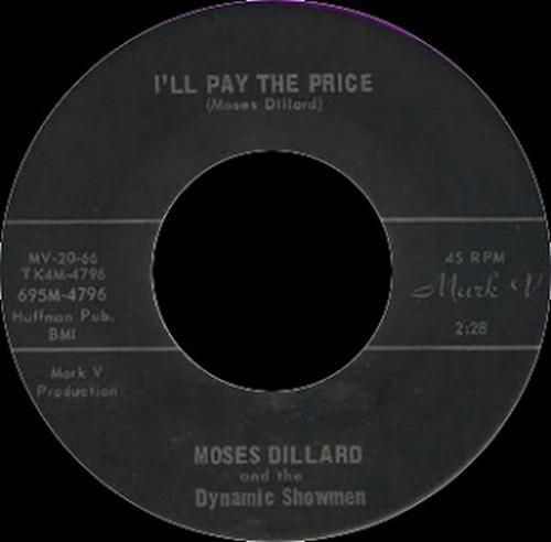 1964 : Single SP Mark V Records MV-20-66 [ US ]