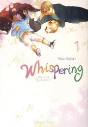Yoko Fujitani - Whispering, les voix du silence Tome 1 : .