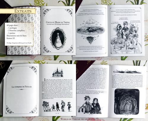 Contes de Thrükk - extraits