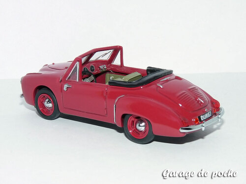 4cv Cabriolet Duriez