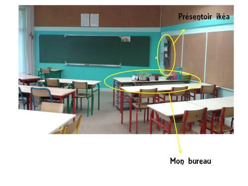 Ma classe !!!