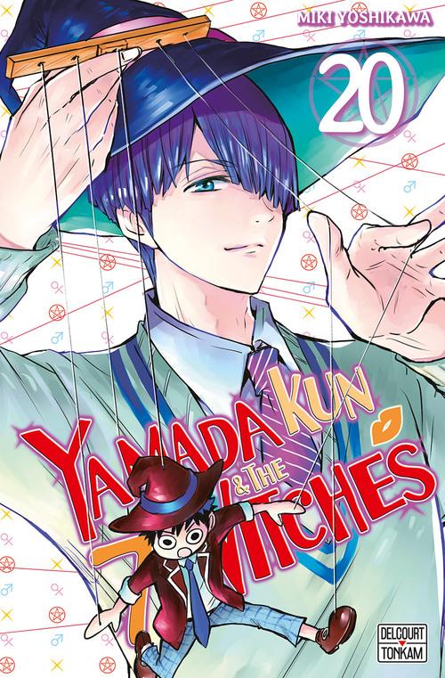 Yamada kun & the 7 witches - Tome 20 - Miki Yoshikawa