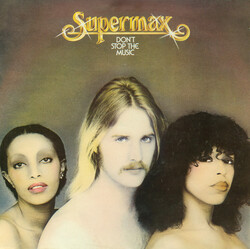 Supermax - Don't Stop The Music - Complete LP