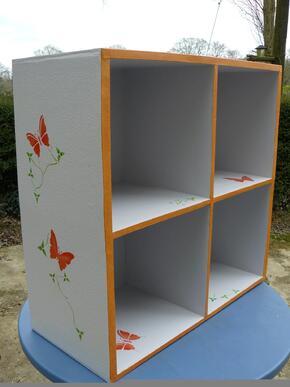 Bibliothèque Papillons