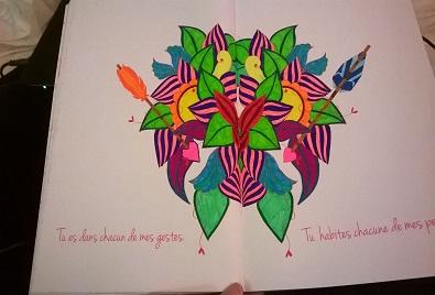 Art-Thérapie #165 , #166 , #167 , #168