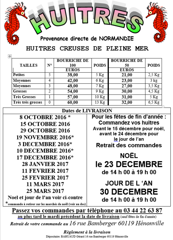 Le Tract 2016 - 2017