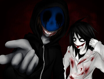 Jeff the killer et eyless Jack