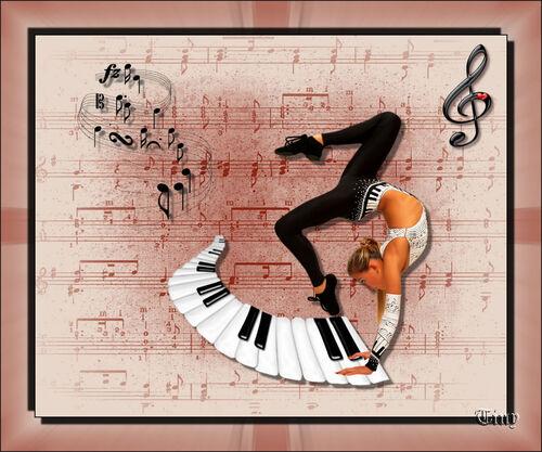 Trois petites notes de musique...