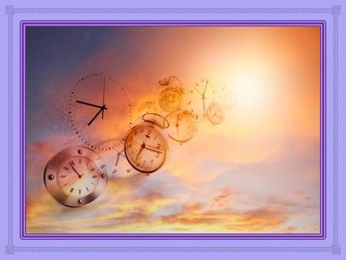 Gérer notre temps avec sagesse