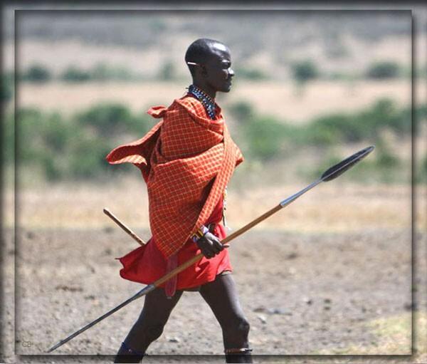 Kenya masaï