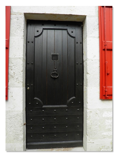 Heurtoirs et Portes