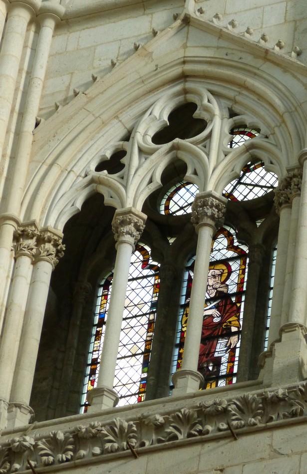 Cathédrale d'Amiens et ses détails