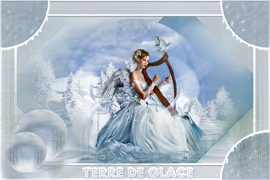 Terre de Glace, Ice Land