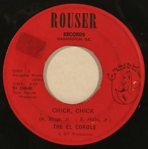 El Corols Band & Show - Chick Chick - 1968