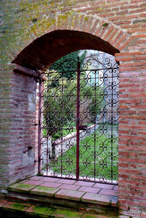 Belpech: l'église Saint Saturnin