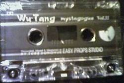 Wu-Tang Clan - Mystagogue Vol. I