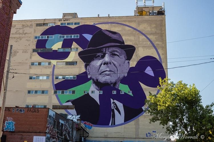 Montréal : Métro, Véhicules et Graffitis