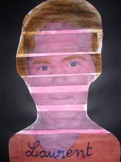 Laurent : portrait réalisé par Alice