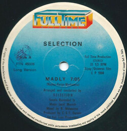 Selection - Madly