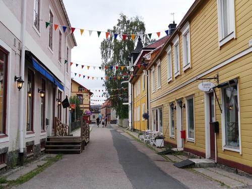 Osthammar en Suède (photos)