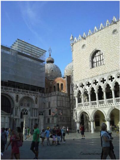 Un petit tour de la place San Marco