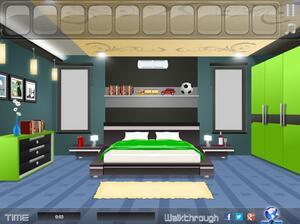 Jouer à Bed room escape 3