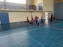 rencontre usep Basket à Saint Jean La Bussière