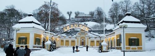 Julen på Skansen - Noël à Skansen