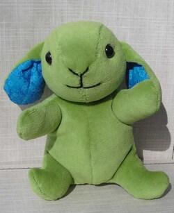 Lapin vert