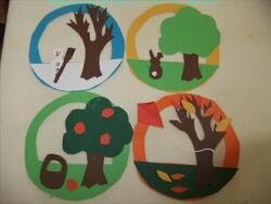 """Projet arts """"la forêt, les arbres"""" 2015 / 2016 (partie 3)"""