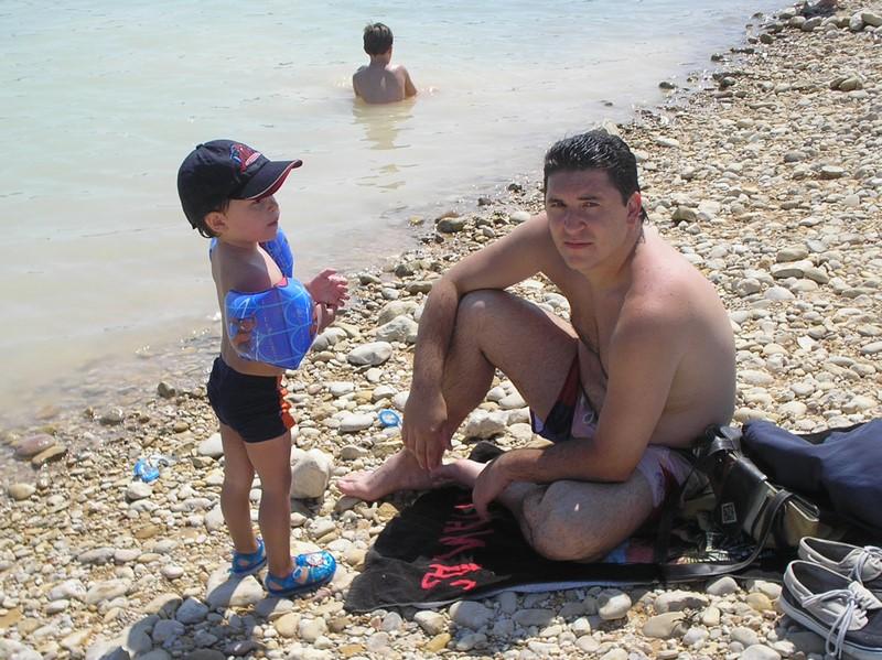 Au lac de Ste Croix
