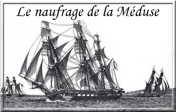 Le rand almanach de la France : Le naufrage de la Méduse