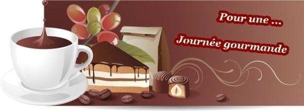 gourmandise chocolatée