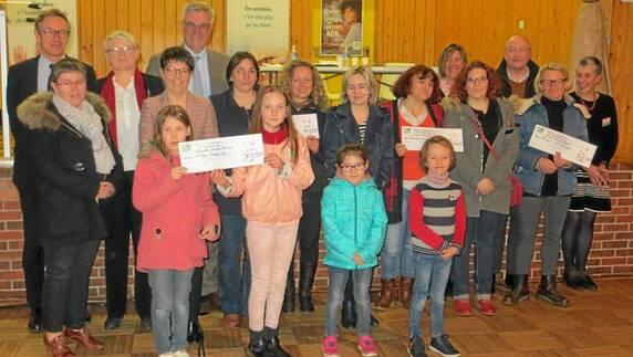 Deux associations et deux écoles ont été les lauréats des Trophées de la vie locale cette année.