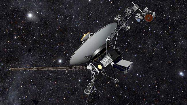 Voyager 1 - NASA