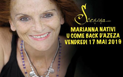 """17 mai 2019 à 21h - Azeza U come back - """"A Scenina"""""""