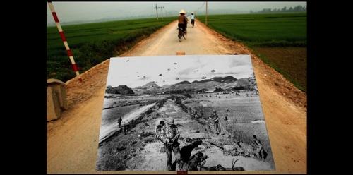 Ce sont des victimes françaises de 1945 oubliées... des victimes des nazis mais aussi des victimes du colonialisme