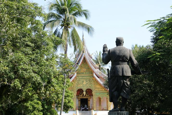 Le Palais Royal de Luang Prabang