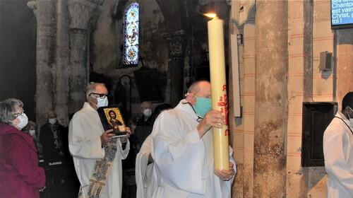 Messe du Dimanche de Pâques (Domérat)