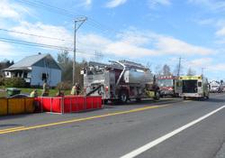 Incendie de résidence à St-Sébastien : Le SSI de Lambton demandé en entraide