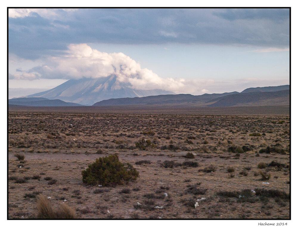 D'Arequipa à Chivay