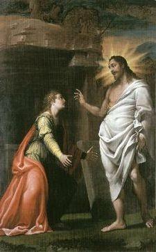 Marie Cherche Jésus