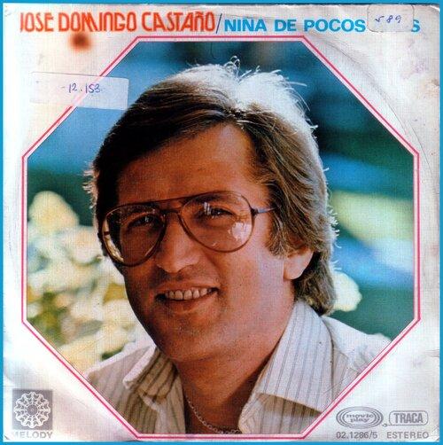 José Domingo Castano - Con Mis Canciones