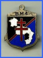 * Paul Menetrier - un ancien du B.M.4 de la 1ère DFL sauvé de l'anonymat.