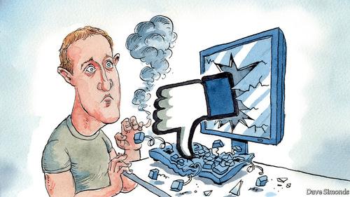Facebook : nouveau scandale !