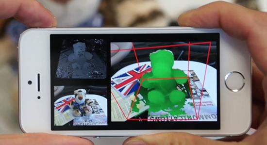 MicrosofT cherche une nouvelle application qui transforme votre téléphone en un scanner 3D