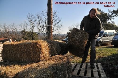 """Chantier collectif pour """"Le bateleur"""""""