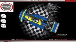 Lavazza March - Ford Cosworth DFV V8 3.0